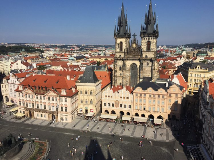 Prague Travelogue by The Nutty Pear
