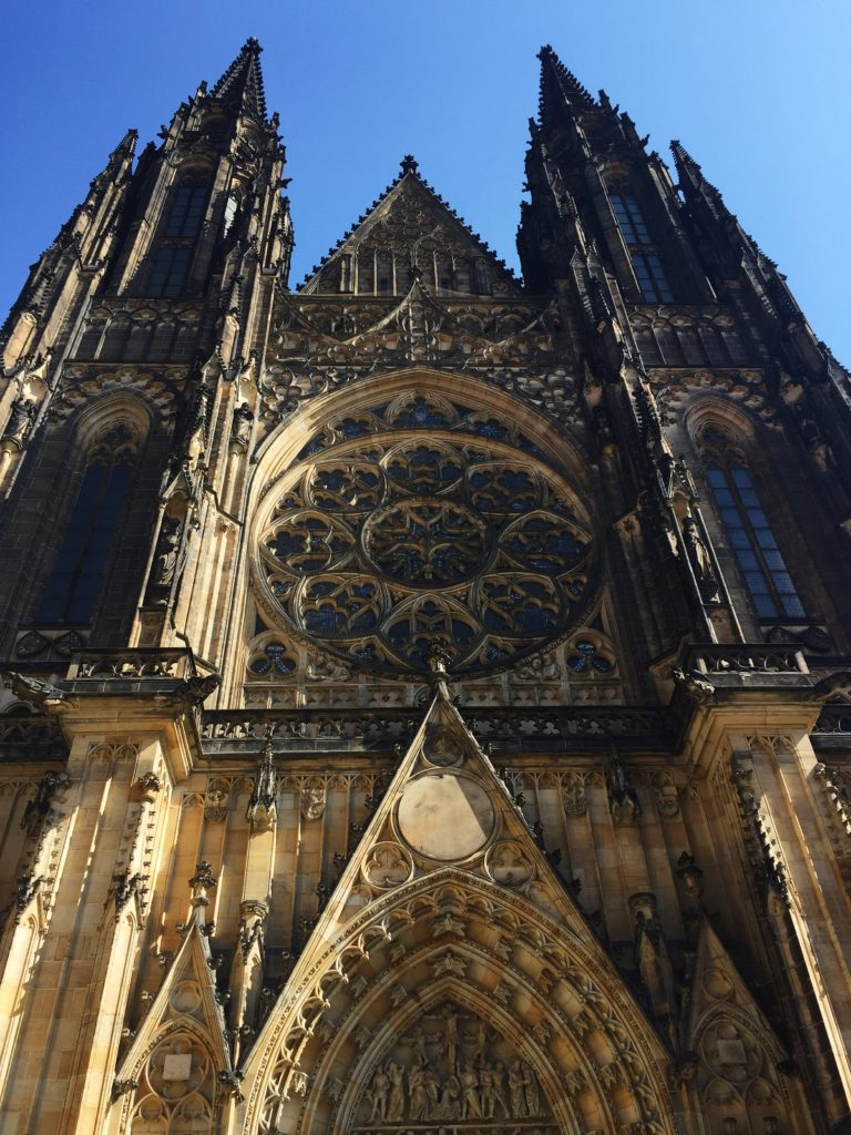 Prague Travelogue - St. Vitus Cathedral by The Nutty Pear