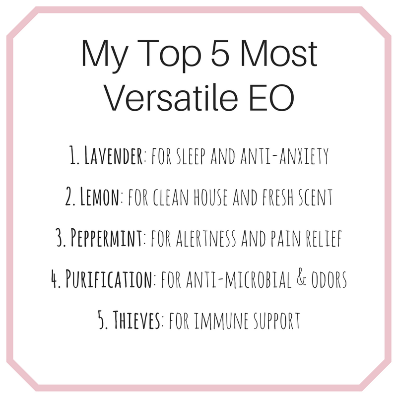 Most versatile essential oils, best essential oils to buy, healthy living